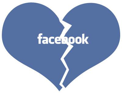 Facebook-rupture