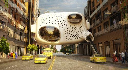 Hotel futur