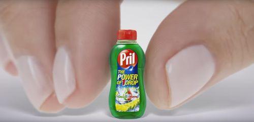 Pril One-Drop Bottle-1